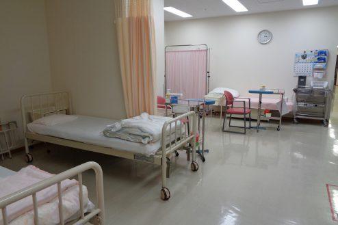 7.横浜リハビリ病院|処置室