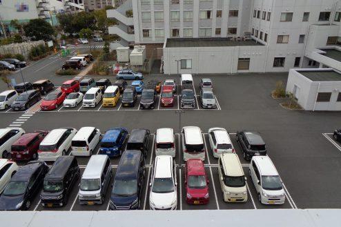 23.横浜リハビリ病院|俯瞰