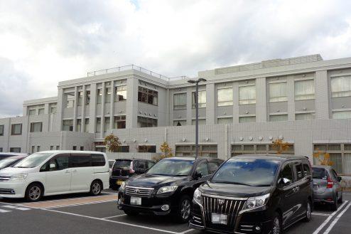 32.横浜リハビリ病院|外観