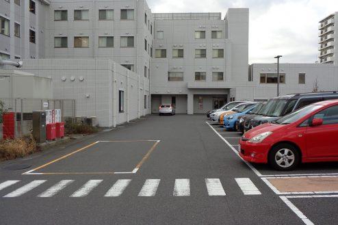 33.横浜リハビリ病院|外観
