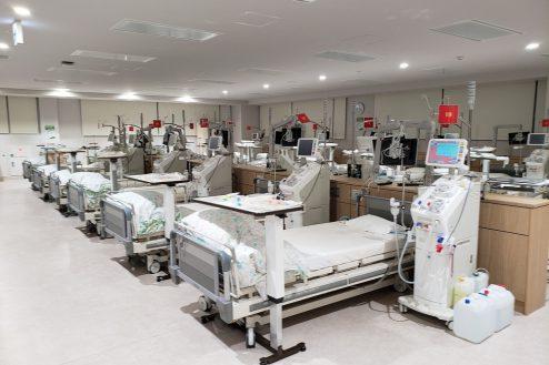 25.久喜病院|人工透析室