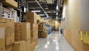 ショッピングモール|フードコート・スーパー・駐車場・バックヤード