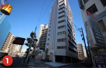 マンション|外観・エントタンス・廊下・共用部|東京