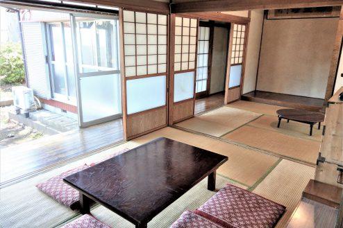 1.スタジオ和洋空間 古民家② 和室