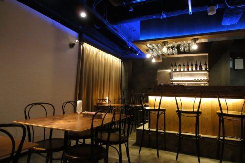 2.六本木フレンチレストラン|店内