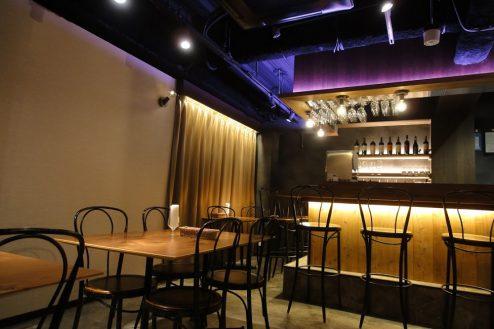 3.六本木フレンチレストラン|店内