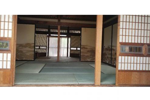 1.古民家スタジオまきのした住宅|和室