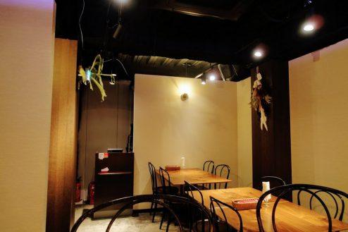9.六本木フレンチレストラン|店内