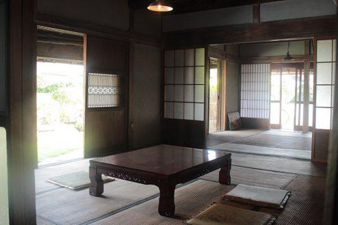 1.木更津古民家スタジオねんご家|大正スタジオ・和室
