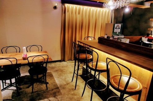 7.六本木フレンチレストラン|店内
