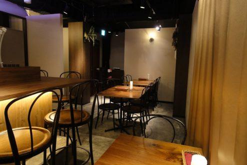 8.六本木フレンチレストラン|店内