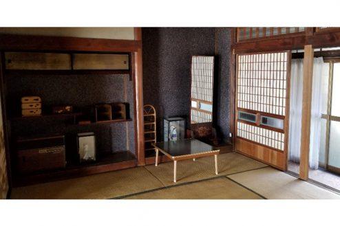 2.古民家スタジオまきのした住宅|和室