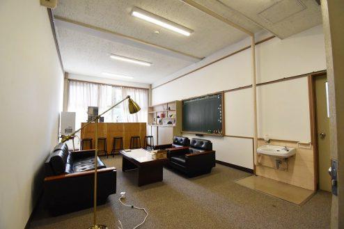 5.旧久住第二小学校|校長室