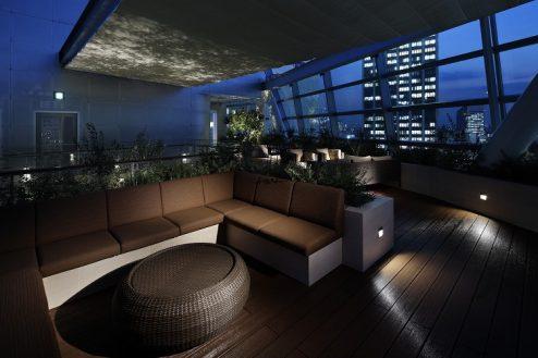 6.クオーツギャラリー|12階フロア・屋上・ナイト