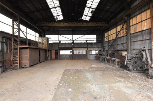 3.廃工場|廃鉄工所
