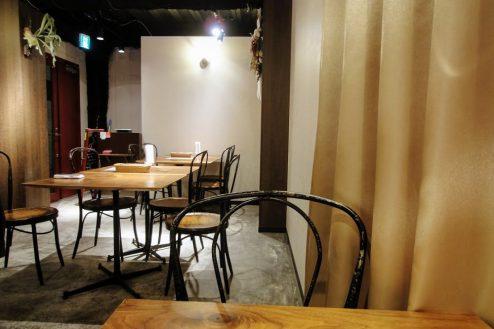 10.六本木フレンチレストラン|店内