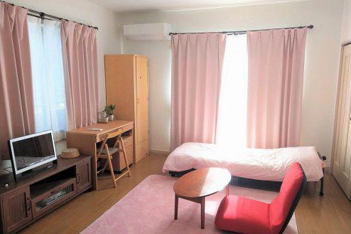 2.スタジオ和洋空間 一軒家|2階・女の子部屋