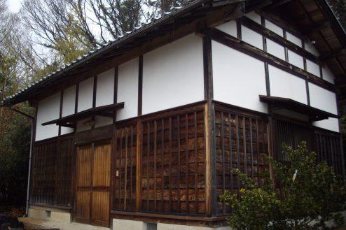 17.日本家屋・筑波山|蔵