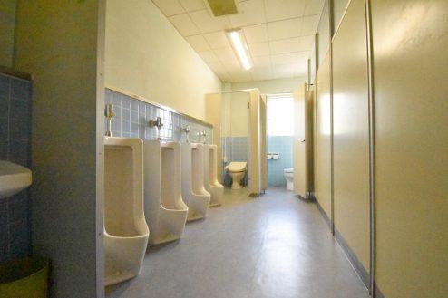 21.旧久住第二小学校|共用部・トイレ