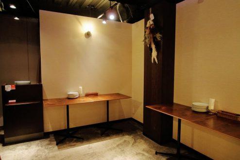 13.六本木フレンチレストラン|店内