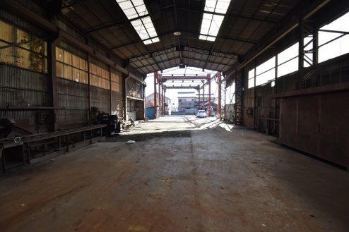 2.廃工場|廃鉄工所
