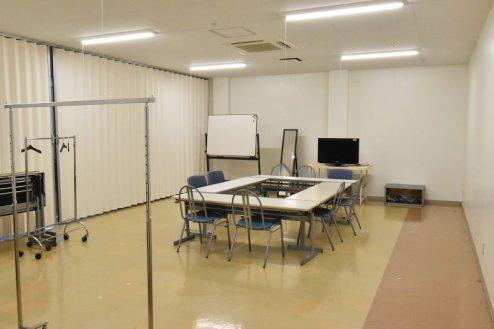 23.ショッピングモール|モール内・控え室