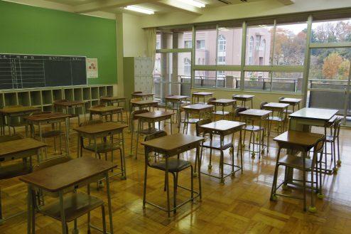1.埼玉県中学校|教室