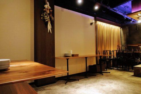11.六本木フレンチレストラン|店内