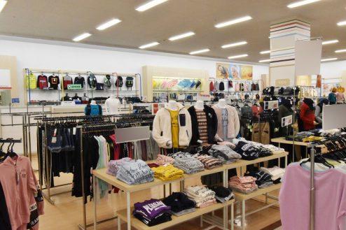 13.ショッピングモール|モール内