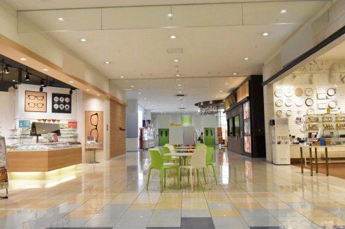 3.ショッピングモール|モール内
