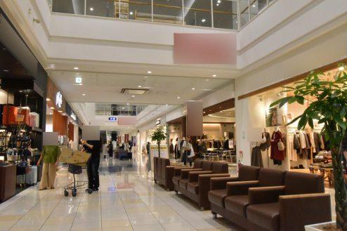 6.ショッピングモール|モール内