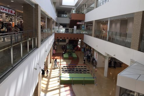 2.越谷ショッピングモール|施設内