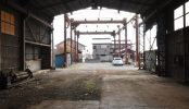 廃工場|廃墟・鉄工所・天井クレーン・音出し・24時間