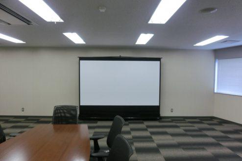 12.新宿2丁目社長室スタジオ|室内・スクリーン