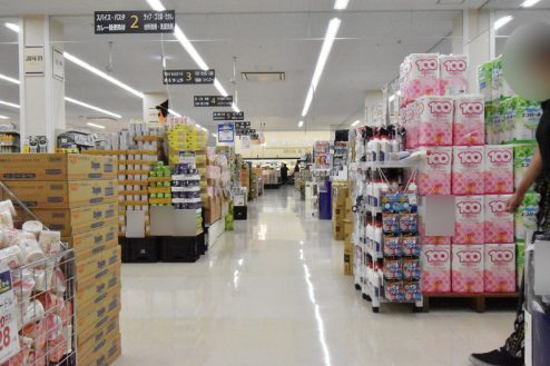 16.ショッピングモール|モール内・スーパー