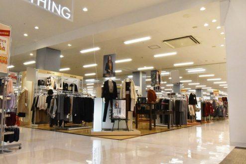 11.ショッピングモール|モール内