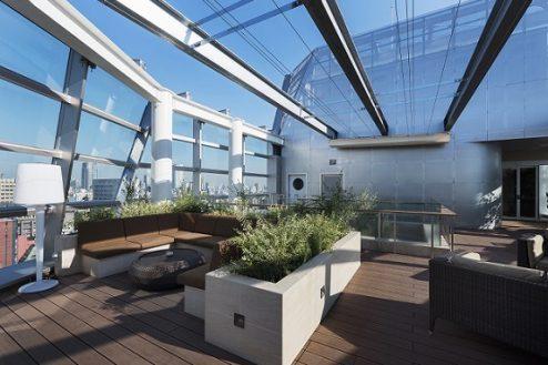 2.クオーツギャラリー|12階フロア・屋上