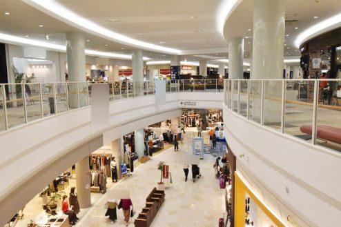 15.ショッピングモール|モール内