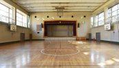 旧久住第二小学校|体育館・教室・職員室・校長室・廊下・屋上・共用部・貸切り