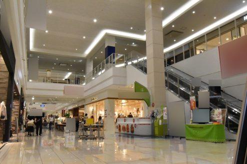 5.ショッピングモール|モール内