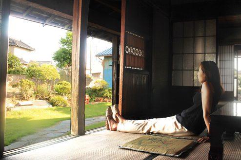 8.木更津古民家スタジオねんご家|大正スタジオ・和室・縁側