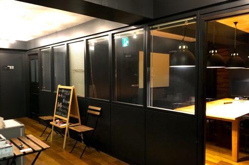 1.POINT EDGE ShibuyaBAS|4Fフロア・会議室B前