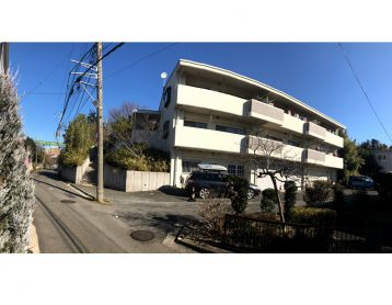 横浜市旭区マンションスタジオ|洋室・ダイニングキッチン・外観・共用部・ハウススタジオ