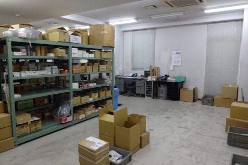 1.亀戸オフィス・倉庫|事務所・倉庫