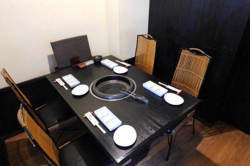 1.仙台焼肉 楽亭|4名個室