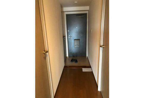 6.武蔵中原マンションスタジオ|室内・玄関