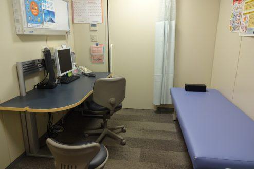 5.港区病院|診察室