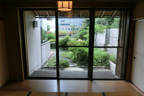 20.紀尾井町マンションスタジオ|和室・縁側