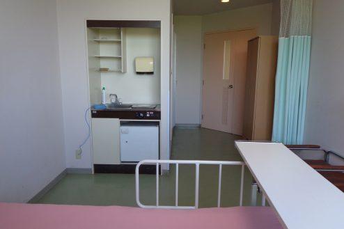 2.病院1棟貸しスタジオ|病室(個室)
