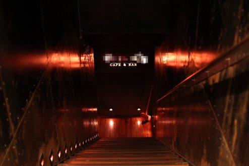 14.銀座カフェ&バー|階段